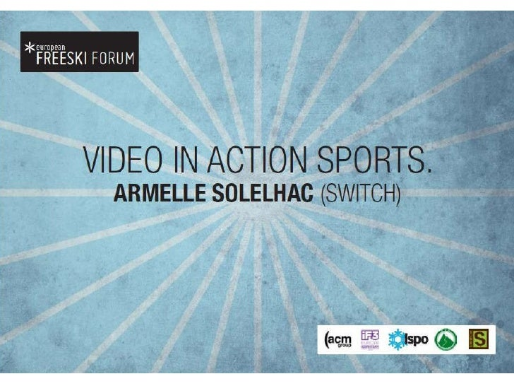 2010.09.30 - video & media - if3 Europe, Annecy - SWiTCH
