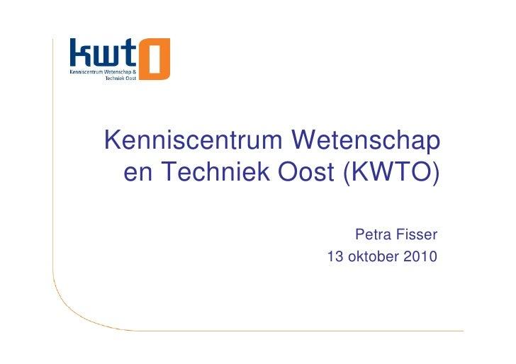 Onderzoek binnen het KWTO