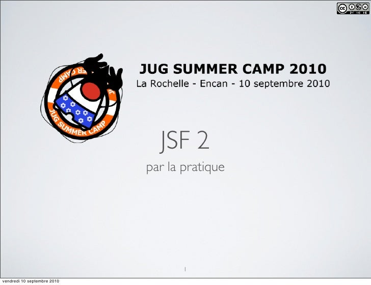 JSF2 par la pratique