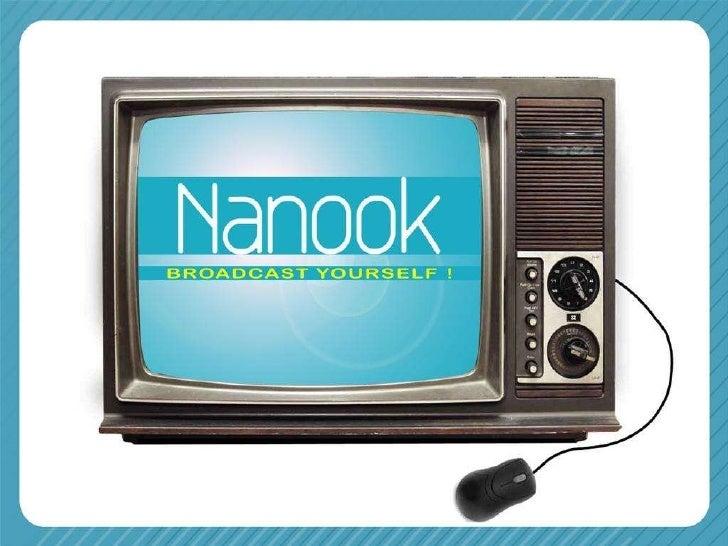 Nanook מדברים וידאו
