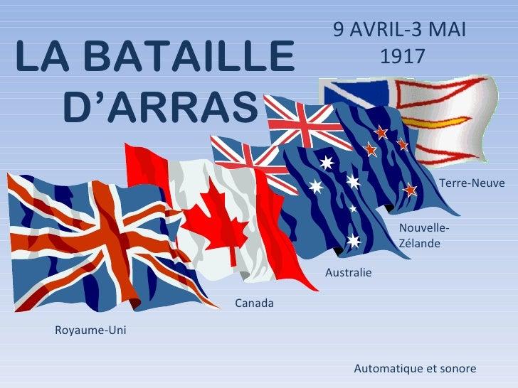 2010.11.11 bataille de vimy avril