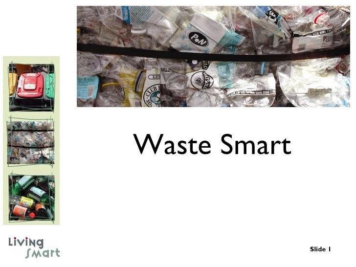 LivingSmart Geraldton 2010 - WasteSmart PART 1