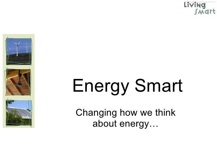 LivingSmart Geraldton 2010 - EnergySmart