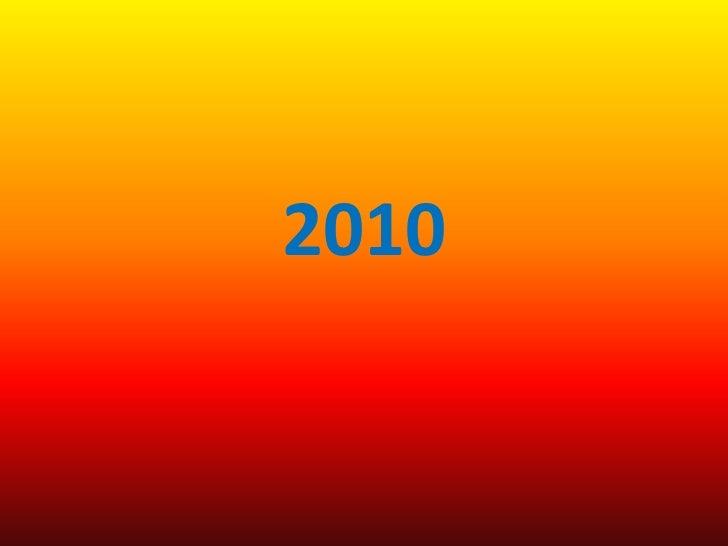 2010<br />