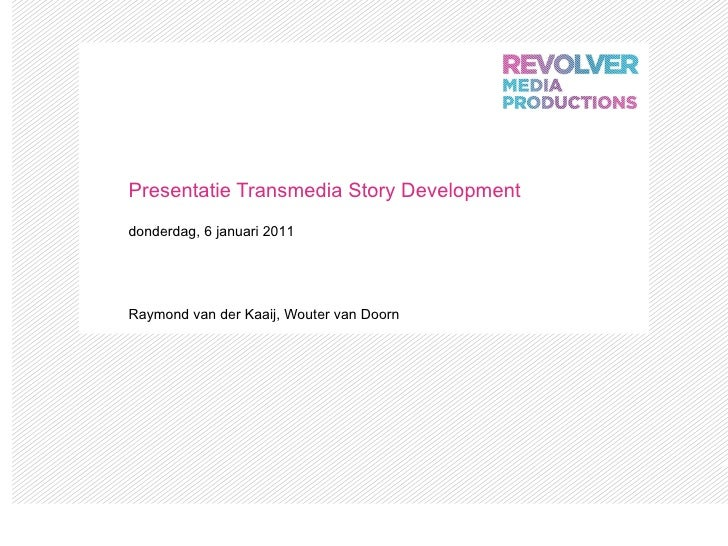 Transmedia Project Development