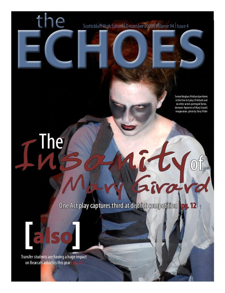 theECHOES                                        Scottsbluff High School | December 2010 | Volume 94 | Issue 4            ...