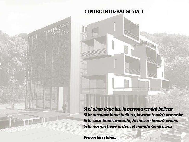 Centro Integral Gestalt