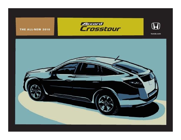 2010 Accord Crosstour Brochure-Baton Rouge