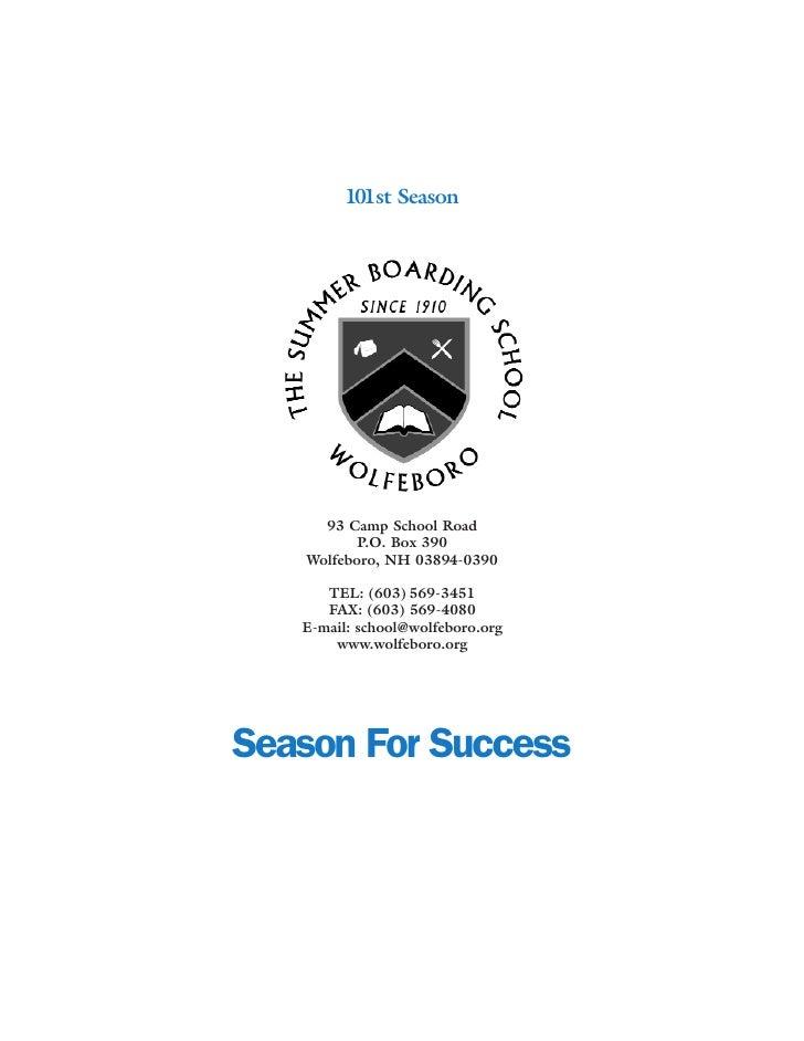 2010  Course Book
