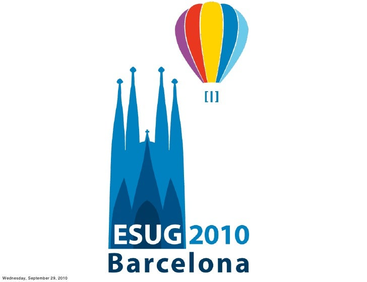 ESUG 2010 Welcome!