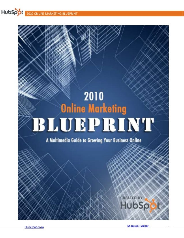 2010 online-marketing-blueprint