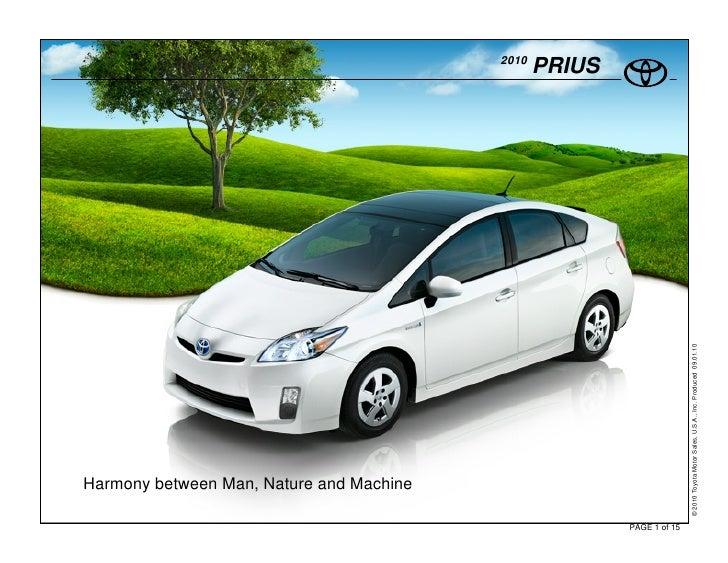 2010                                                  PRIUS                                                               ...