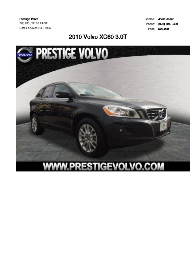 Prestige Volvo East Hanover 2018 Volvo Reviews