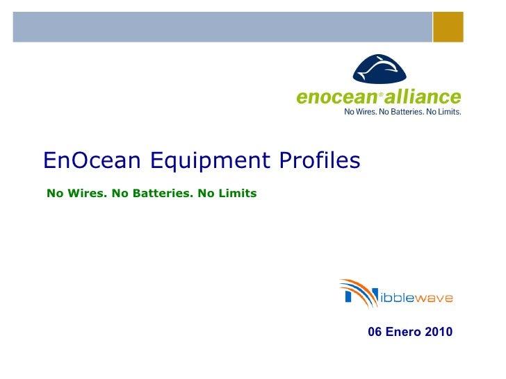 EEP-EnOcean Profiles v02.00