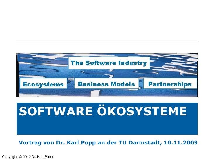 Vortrag von Dr. Karl Popp an der TU Darmstadt<br />