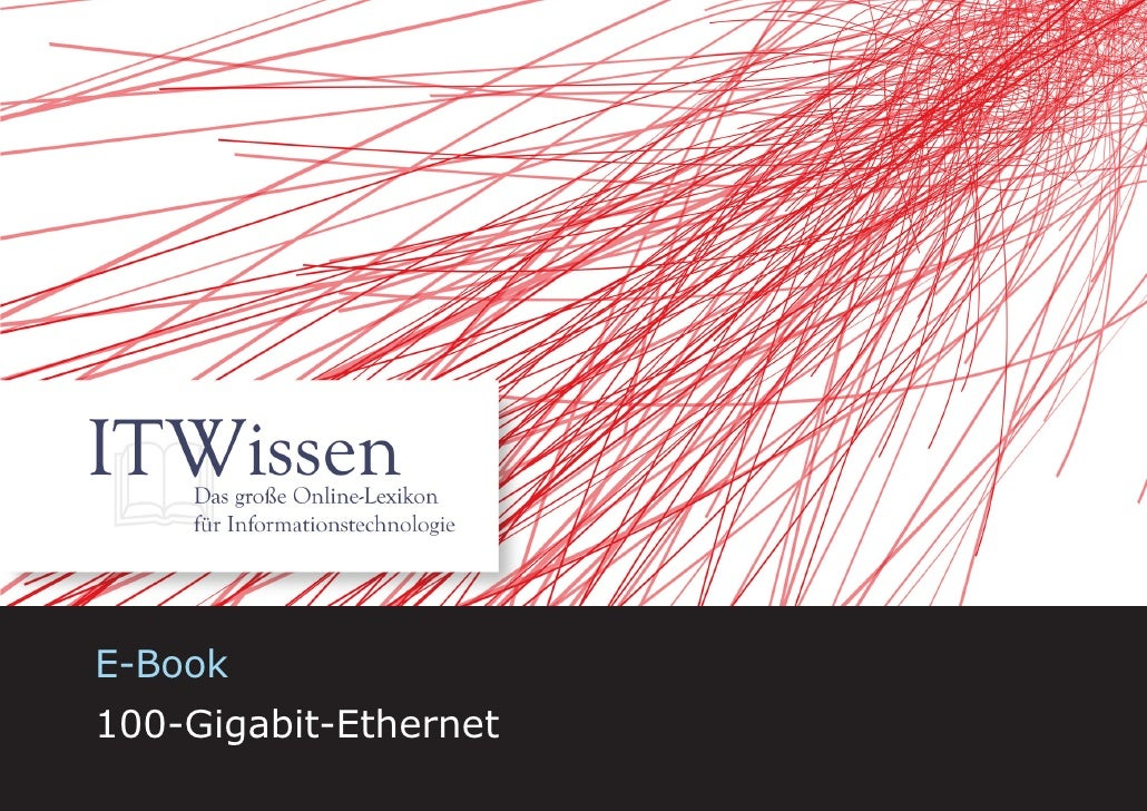 100-Gigabit-Ethernet     E-Book 100-Gigabit-Ethernet                                 1