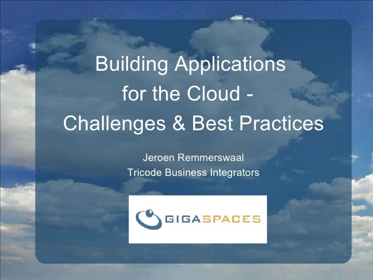Giga spaces value prop - afas - cloud practices
