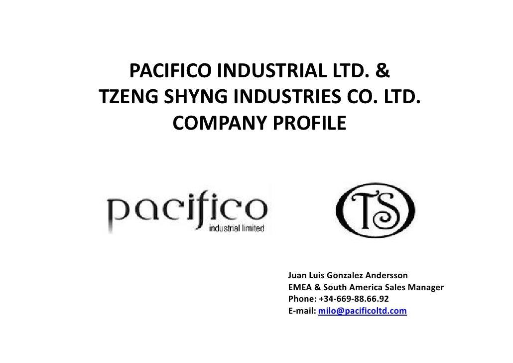 20100504 Pacifico Presentation
