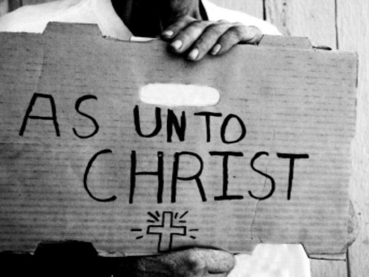 As Unto Christ