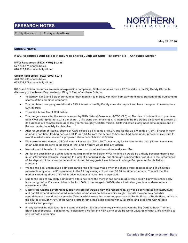 RESEARCH NOTES Equity Research | Today''s Headlines                                                                       ...