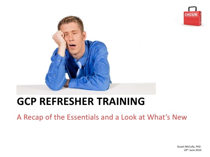 GCP REFRESHER TRAINING A Recap of the Essentials and a Look at What's New                                                 ...