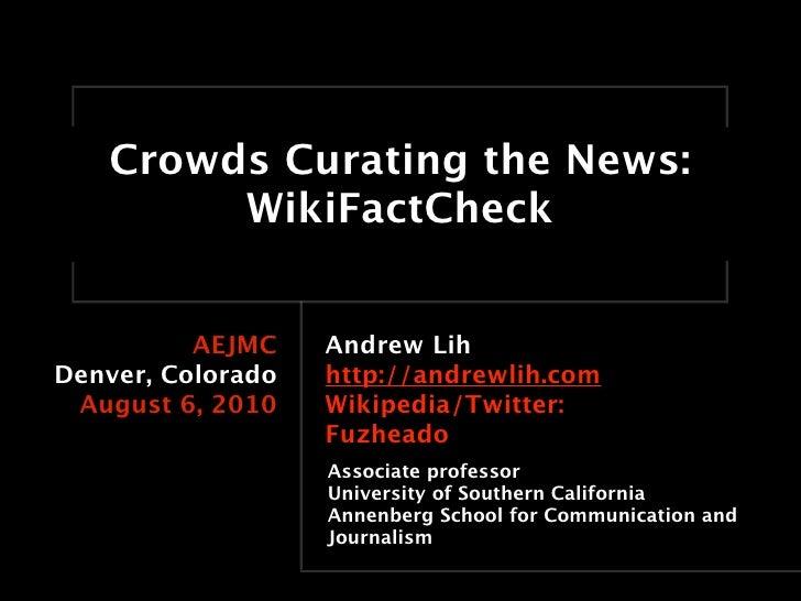 WikiFactCheck