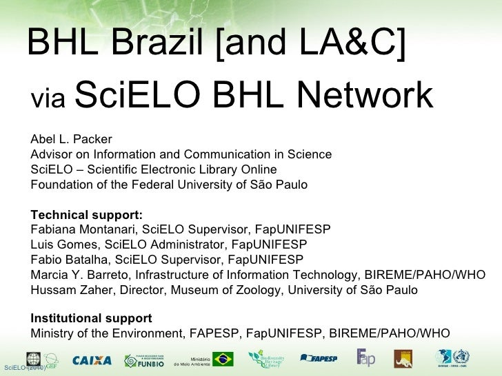 2010-09-20 Global BHL Technical Meeting Final - Abel_Packer
