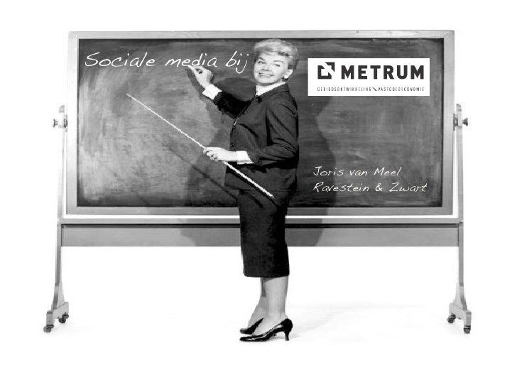20100920 Sociale media bij Metrum