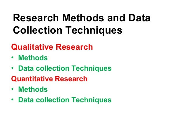methods of data collection essay Data / data collection method: data collection method: questionnaire essay sample the data collection method would involve a purpose selection technique of.