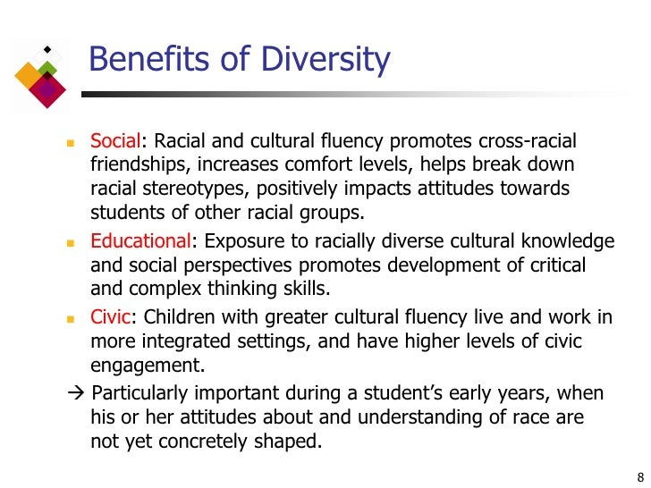 benefitsoppressions of culturally diverse populations essay Changes in the cultural diversity of our country, it is engage diverse populations in cultural competence in research is the ability of.