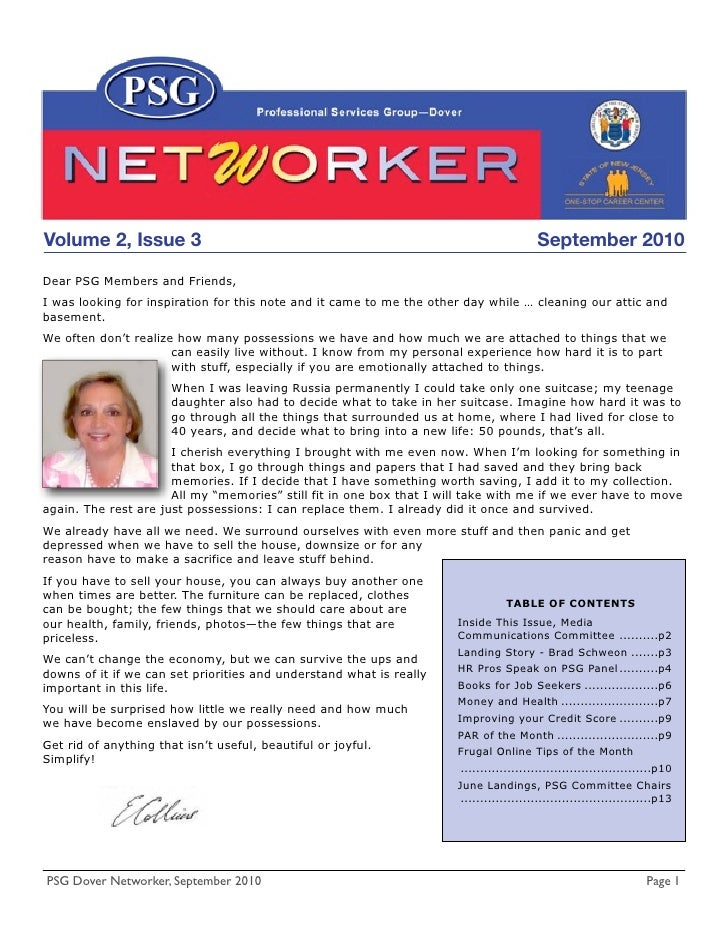 2010 09 Psg Networker