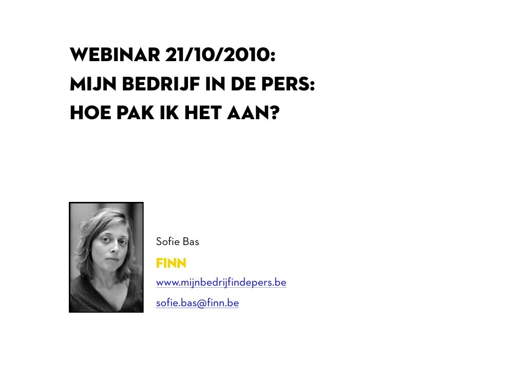 2010 10 21_webinar_mijn bedrijf in de pers