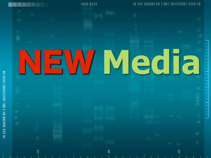 2010 10 25 new media