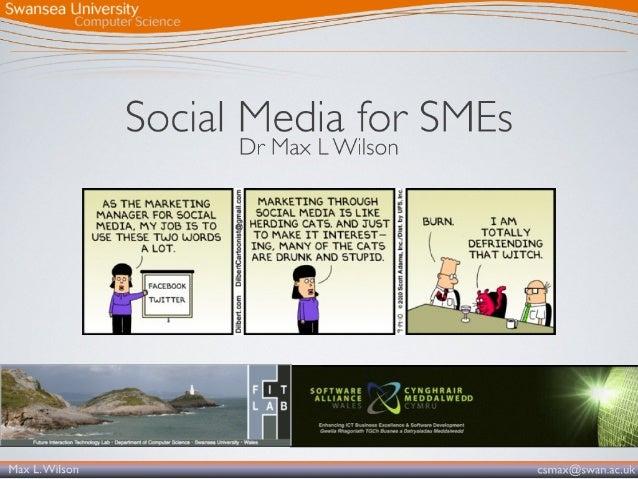 Social Media for SMEs
