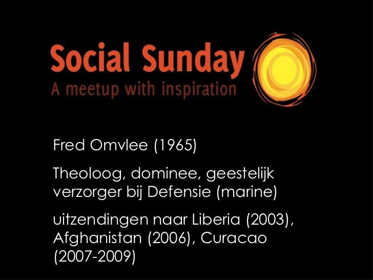 2010 11 18 Social Sunday Presentatie Zinzoekers