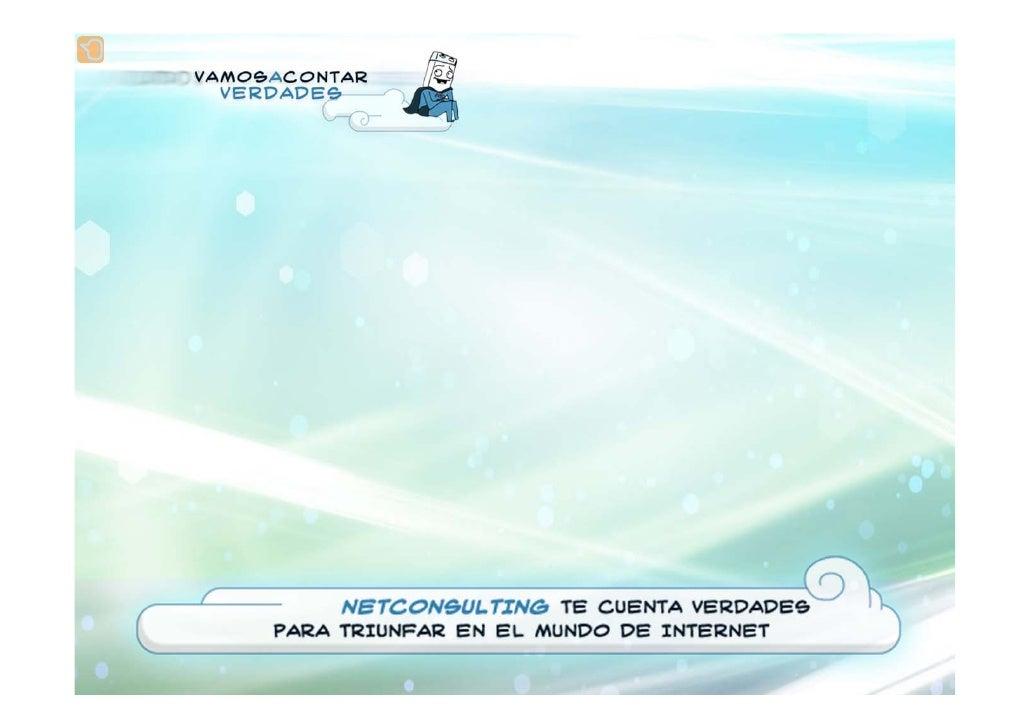 NetConsulting presenta Vamos a Contar Verdades (PDF for download)