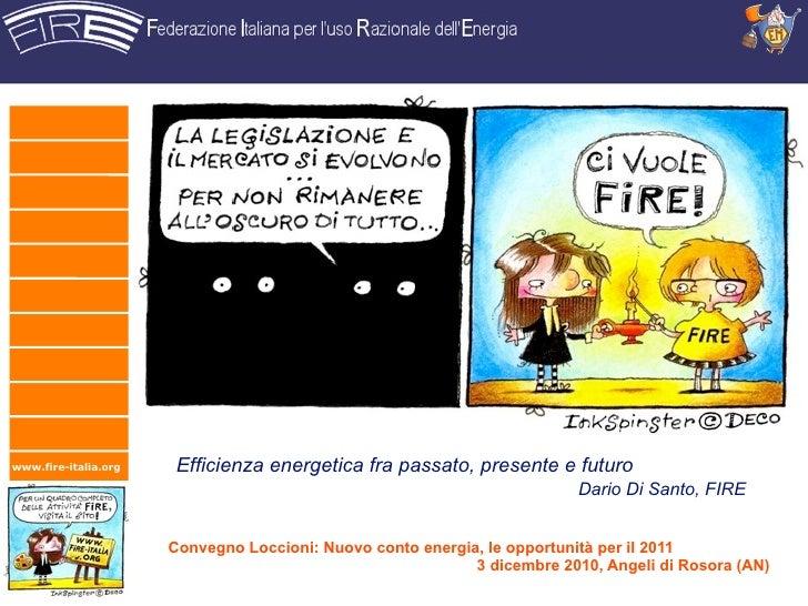 www.fire-italia.org    Efficienza energetica fra passato, presente e futuro                                               ...