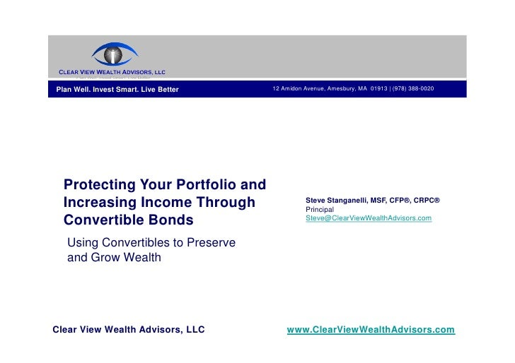 Plan Well. Invest Smart. Live Better   12 Amidon Avenue, Amesbury, MA 01913 | (978) 388-0020  Protecting Your Portfolio an...