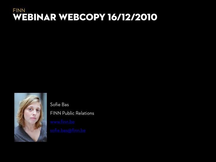2010 12 webinar webcopy