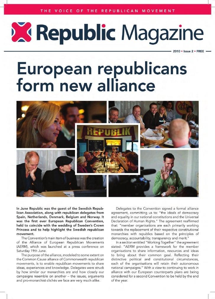 Republic Magazine - 2010 - Issue 2