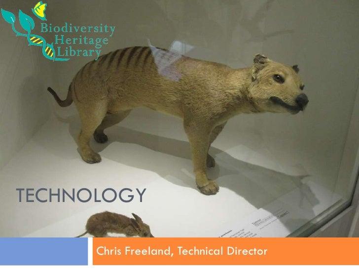 BHL Technologies: Review for BHL-Australia