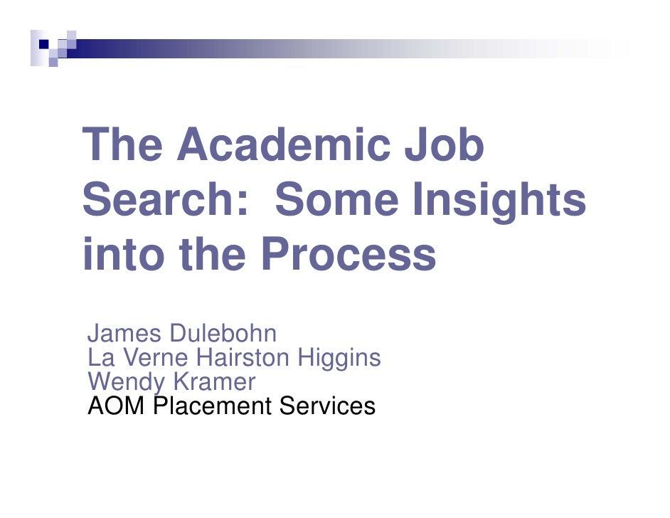 2010 Applicant Presentation
