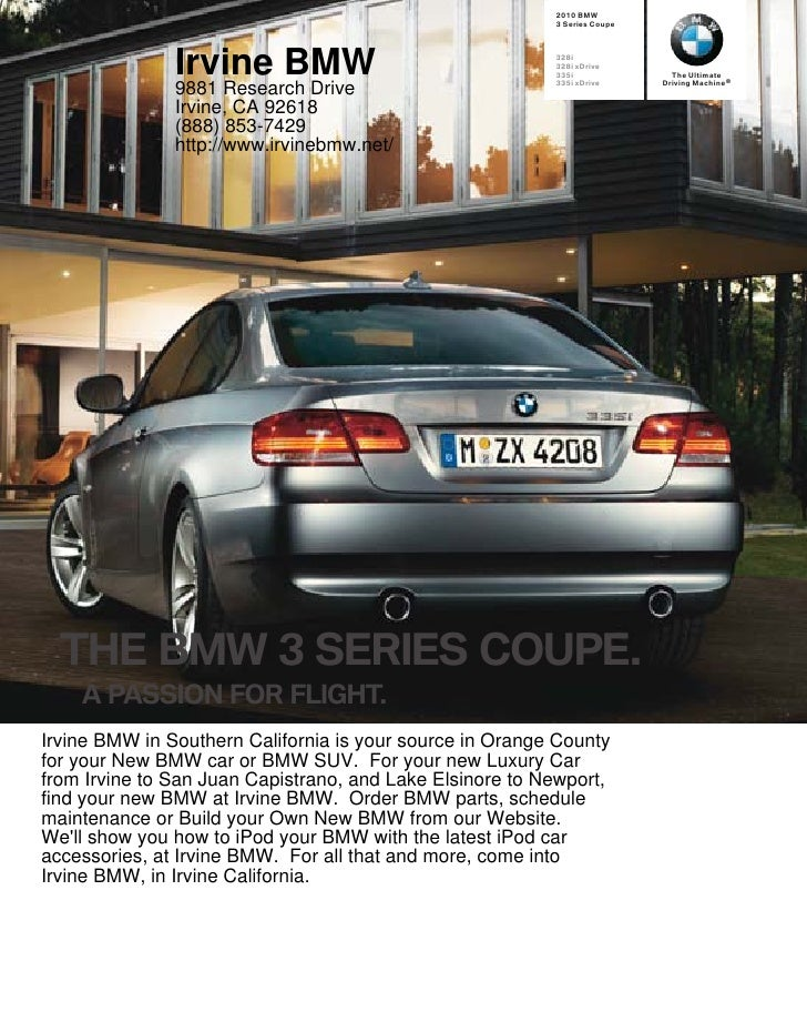 2010 bmw 3 series coupe los angeles. Black Bedroom Furniture Sets. Home Design Ideas