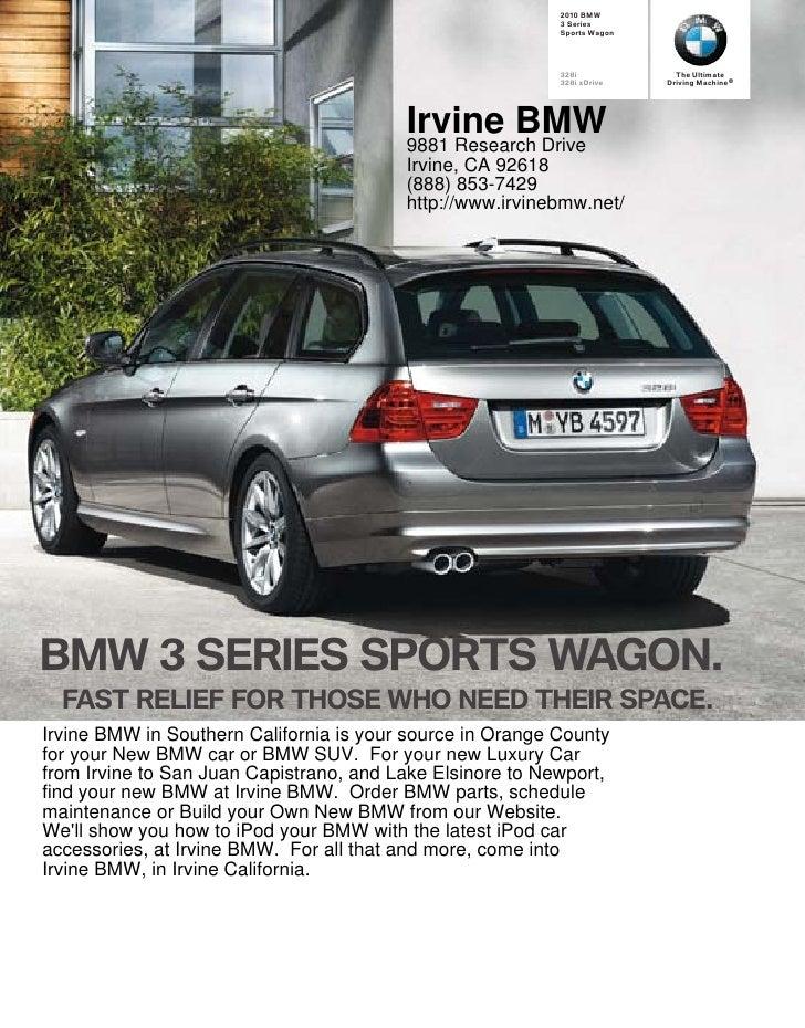 2010 BMW 3 Series Sports Wagon Los Angeles