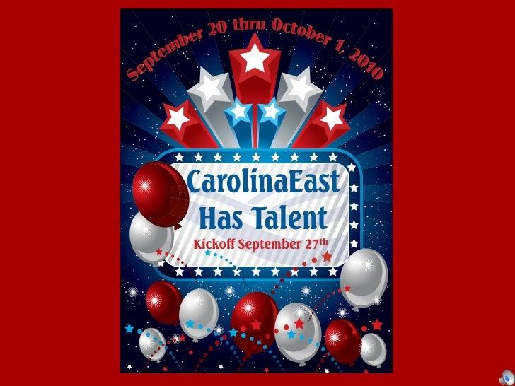 2010 Employee Campaign CarolinaEast Foundation