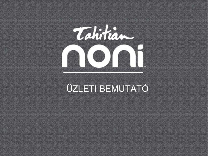 OPPORTUNITY PRESENTATION For an Updated Presentation, Log Into www.gononi.eu.com ÜZLETI BEMUTATÓ