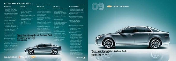 2010 Chevy Malibu Hybrid Buffalo