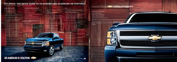 2010 Chevy Silverado Hybrid in Eden Prairie, MN