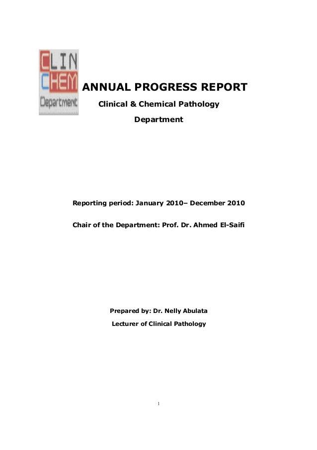 2010 ClinChem Annual Report