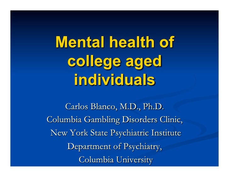 Acknowledgments   NIH grants DA019606, DA023200, MH082773   New York State Office of Alcohol and Substance     Abuse S...